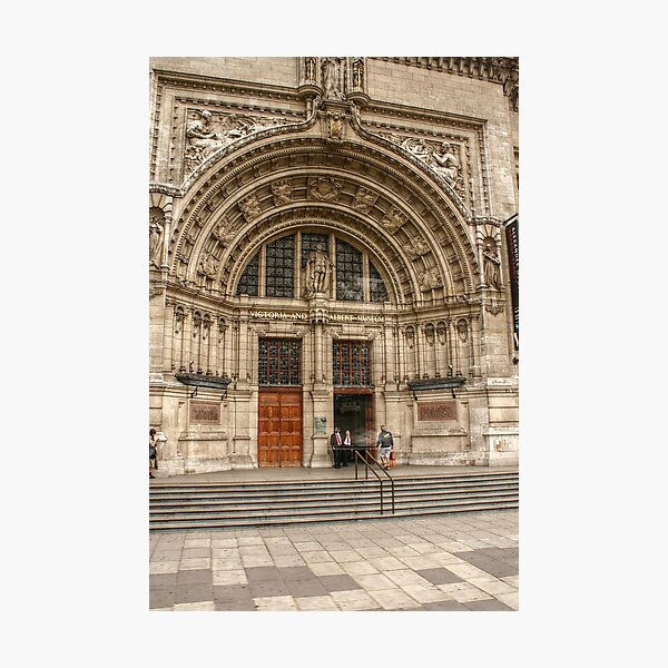 The Victoria and Albert Museum Photographic Print