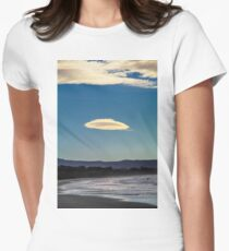 UFO Fitted T-Shirt