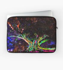 A Tree's Life - Vivid Sydney, Sydney Botanic Gardens.  Laptop Sleeve