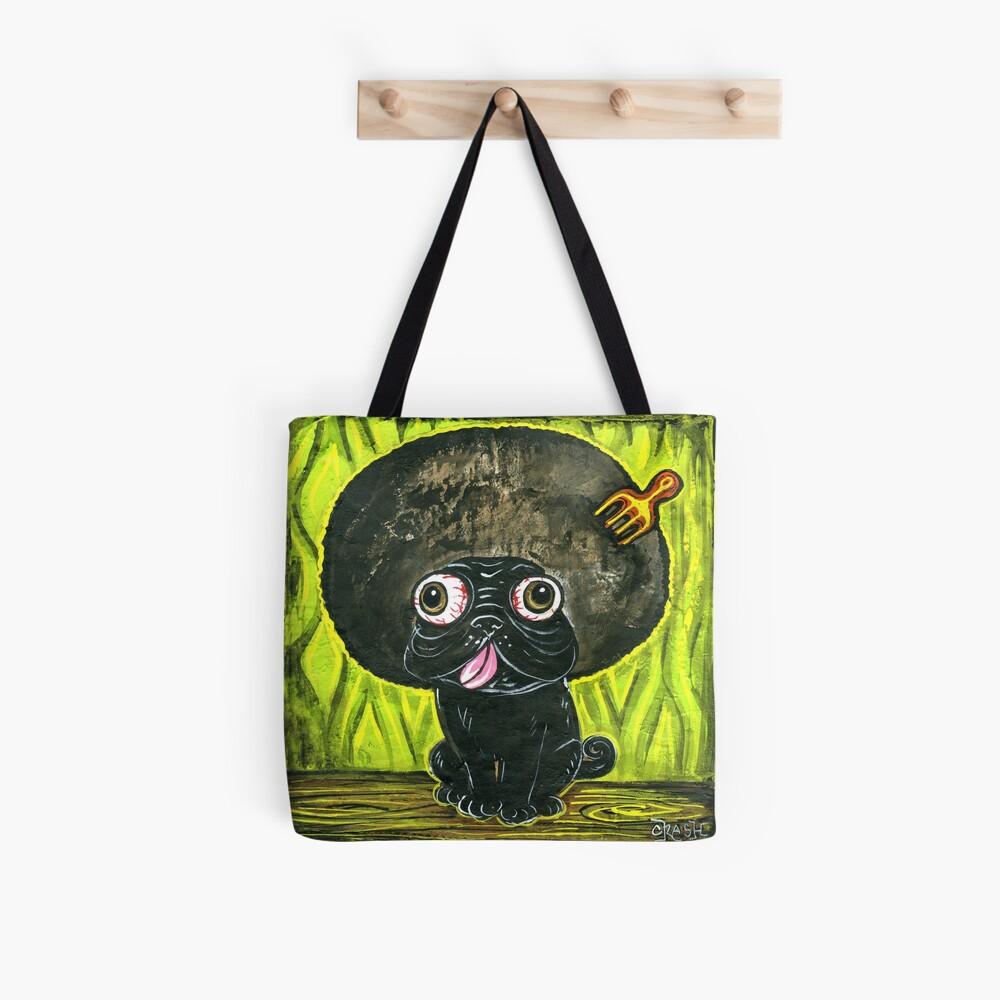 Pug Soul Tote Bag