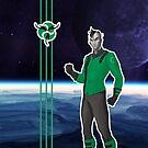 Living Starship Ciirtah Male by cheekydingo