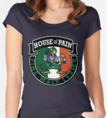 House of Pain The Fighting Irish Women's Fitted Scoop T-Shirt