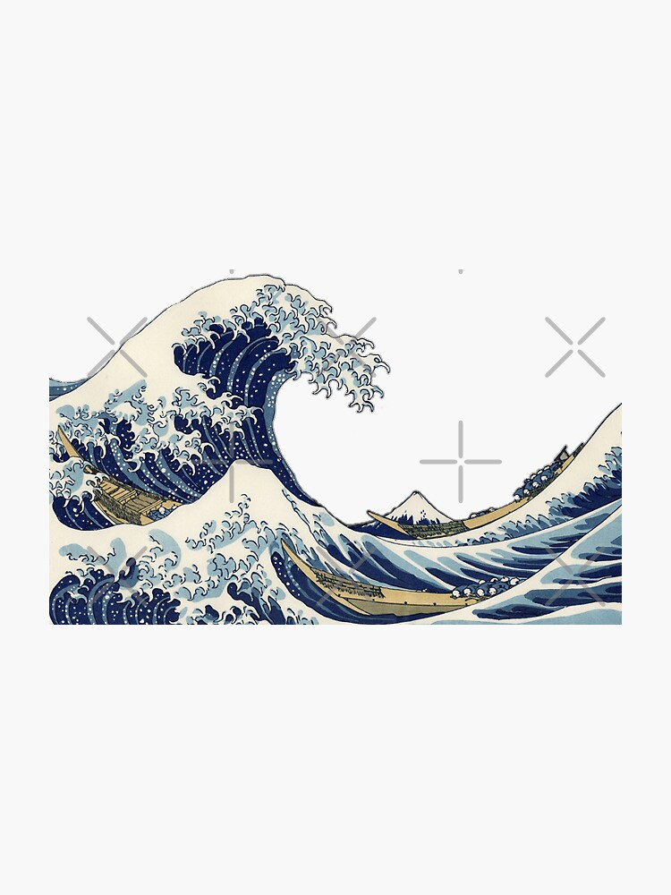 Great Wave off Kanagawa by manddyliu