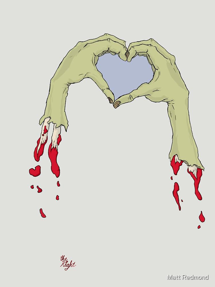 zombie hands by mattredmond