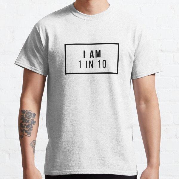 Endometriosis Awareness - One in Ten Classic T-Shirt