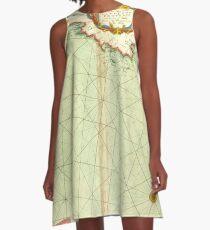 Languedoc & Provence A-Line Dress