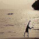 active silhouette by blacqbook