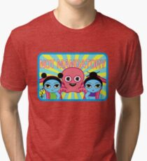 "Fruity Oaty Bar! ""NOT MANDATORY 2"" Shirt (Firefly/Serenity) Tri-blend T-Shirt"