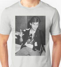 Young 80s Christian Slater  T-Shirt