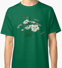 The Scent of Daisies ~ Sadness Classic T-Shirt