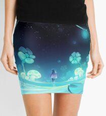 waterfall 3/3 Mini Skirt