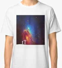 Rick and Morty - Star Viewing 2 Classic T-Shirt