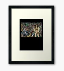 Zombizoic Framed Print