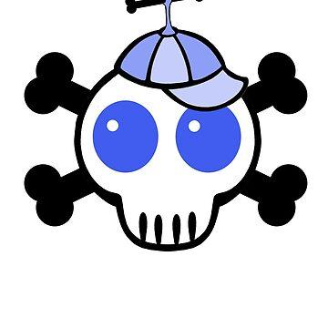 Boy Skull by SCARstudios