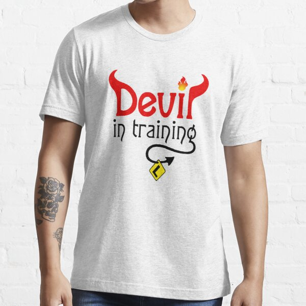 Devil in Training Essential T-Shirt
