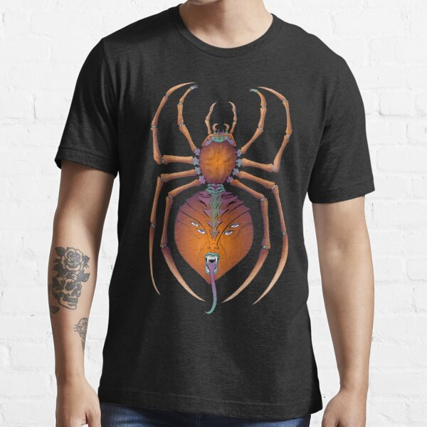 Spider Face Essential T-Shirt