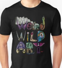 Weird Wild Art T-Shirt