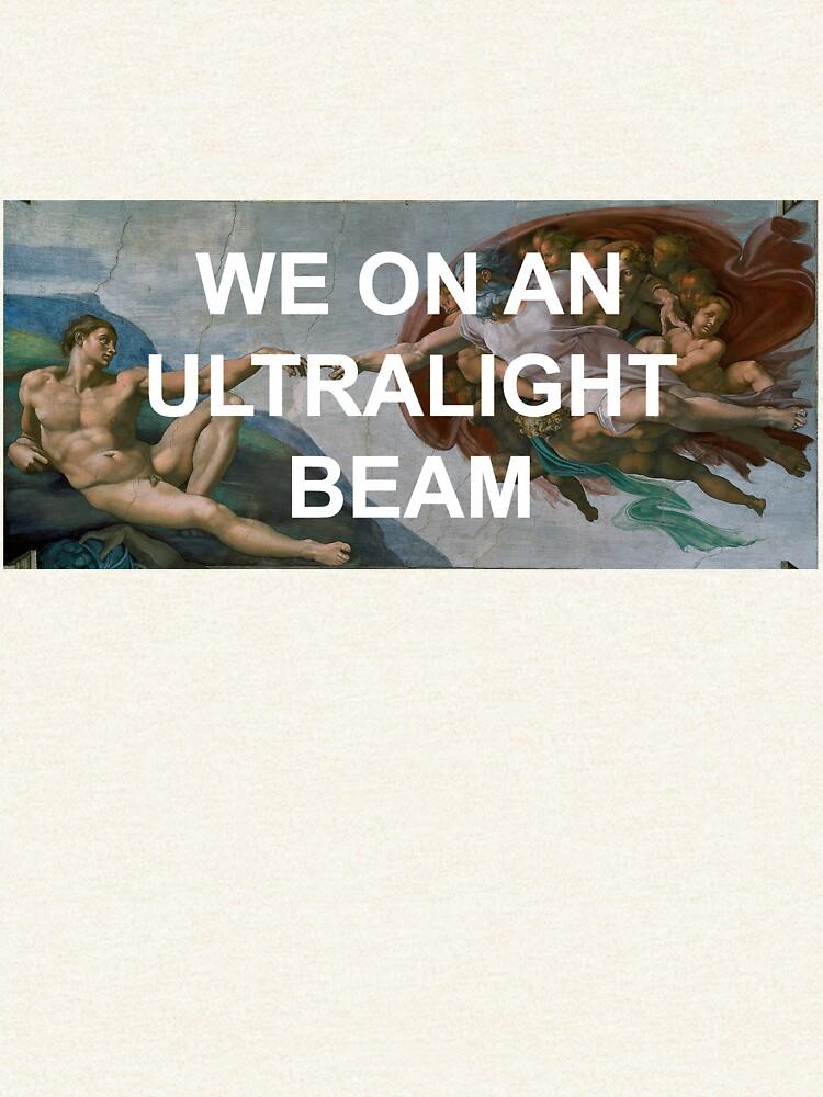 We On An Ultralight Beam by melissaross15