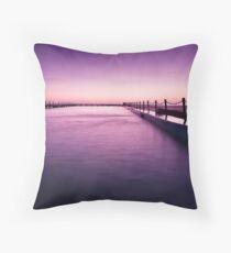 Narrabeen Sunrise II Throw Pillow