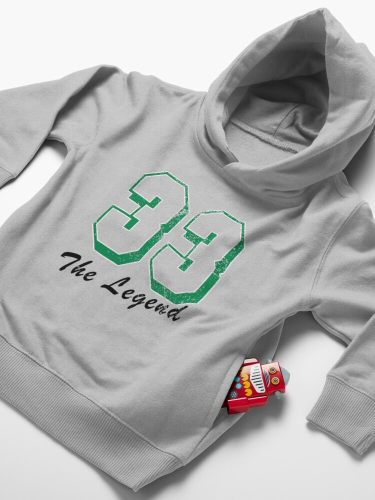 Alternate view of The Legend Toddler Pullover Hoodie
