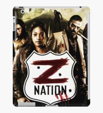 Z nation - cast iPad Case/Skin