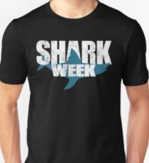 Shark Week - Eli Roth Unisex T-Shirt