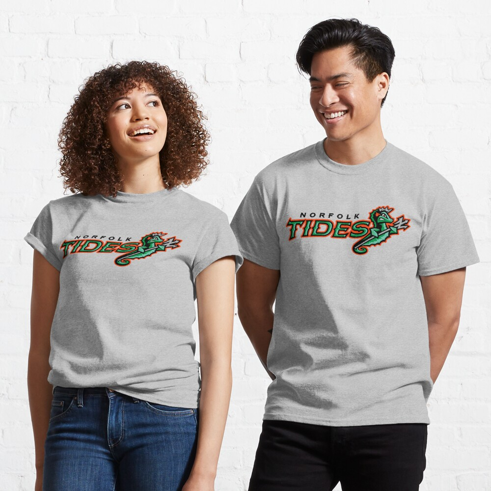 Norfolk Tides icons Classic T-Shirt