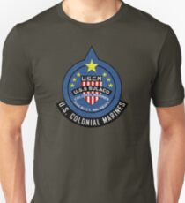 United States Colonial Marine Corps - Aliens T-Shirt