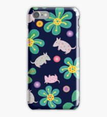 Dogs at play iPhone Case/Skin