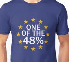 One of the 48% Unisex T-Shirt