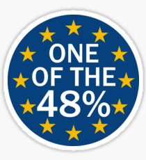 One of the 48% Sticker
