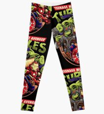 Avenger Turtles Leggings