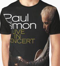 PAUL SIMON CONCERT Graphic T-Shirt