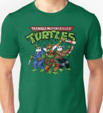 Camiseta ajustada Tortugas asesinas