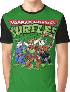 Killer Turtles Graphic T-Shirt