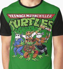 Killer Turtles Graphic T-Shirt