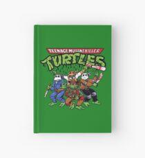 Killer Turtles Hardcover Journal