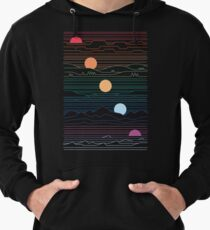 Many Lands Under One Sun Lightweight Hoodie