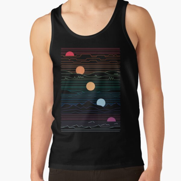 Many Lands Under One Sun Tank Top