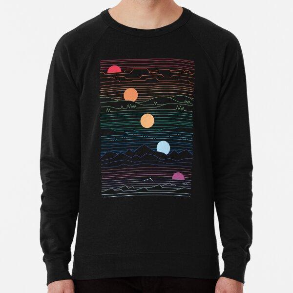 Many Lands Under One Sun Lightweight Sweatshirt