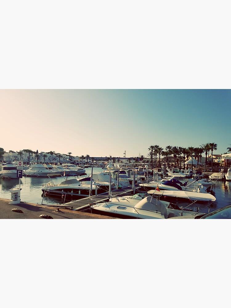 Cala en Bosc Menorca Spain by santoshputhran