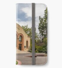 The Conservatory at the Fitzroy Gardens iPhone Wallet/Case/Skin