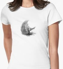 Sumi e sakura tree T-Shirt