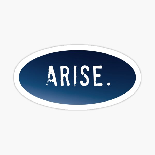 Solo Leveling - Arise. Sticker