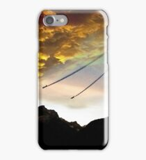 Flypast iPhone Case/Skin