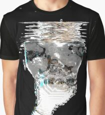 Electric Water Graphic T-Shirt