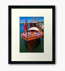 Fancy Cruiser Framed Print