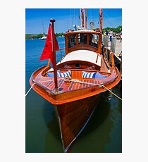 Fancy Cruiser Photographic Print