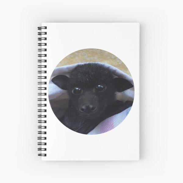 Batzilla The Bat Funny Spiral Notebook