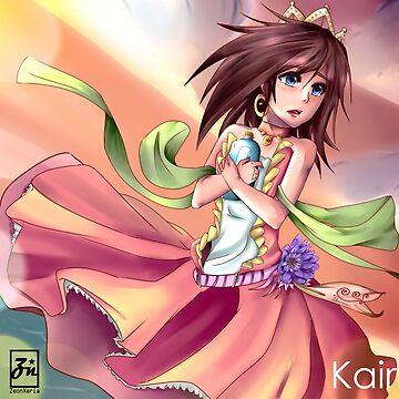 Kingdom Hearts: Princess Kairi by ZeonXeria